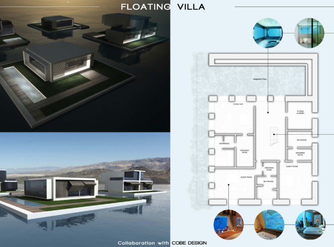 Floating Villa
